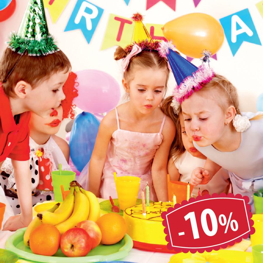 Birthday discount!