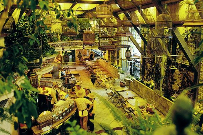 Первый ресторан