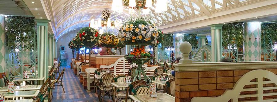 Grabli restaurant on Tsvetnoy Bulvar