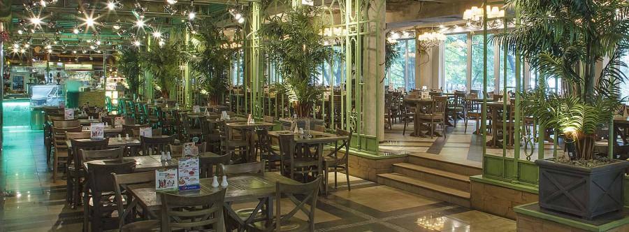 Grabli restaurant on Voykovskaya