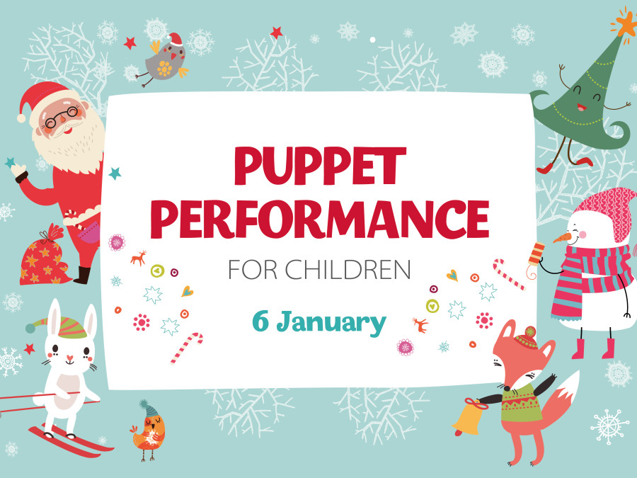 PUPPET THEATER «VISITING JACK FROST»