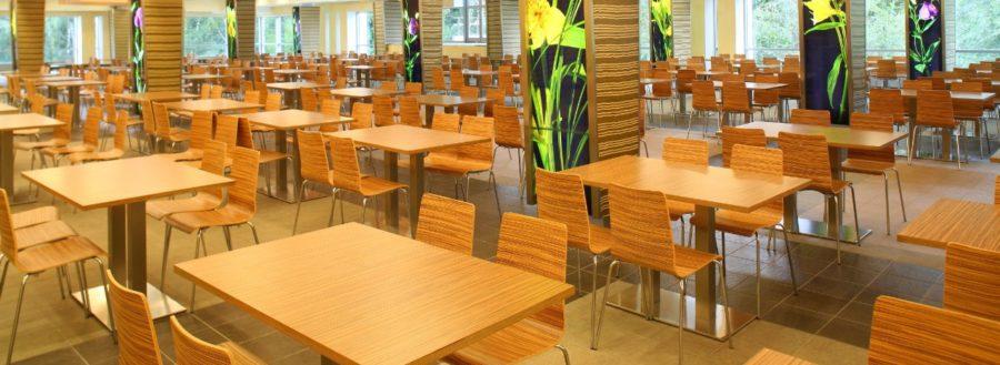 «Грабли» в МГСУ, студенческое кафе