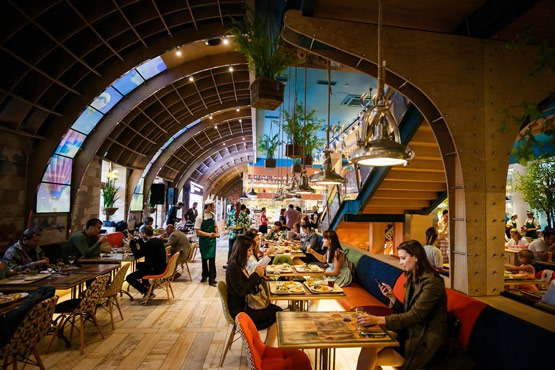 Фото ресторана Грабли в ЦДМ