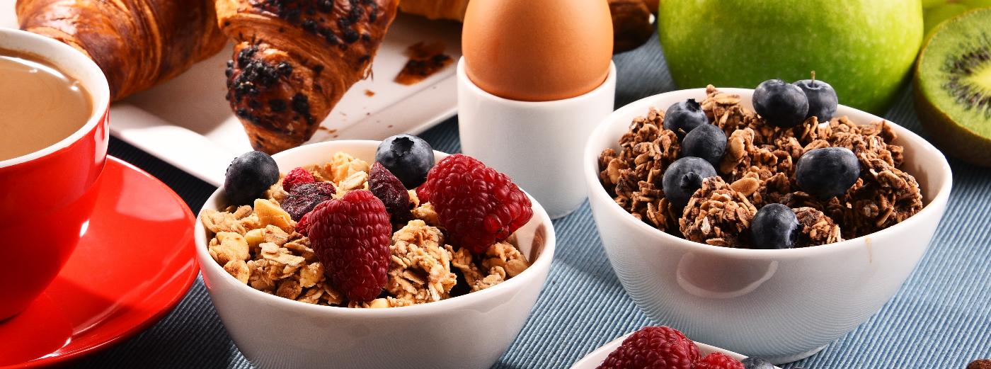 Начни свой день с завтрака!